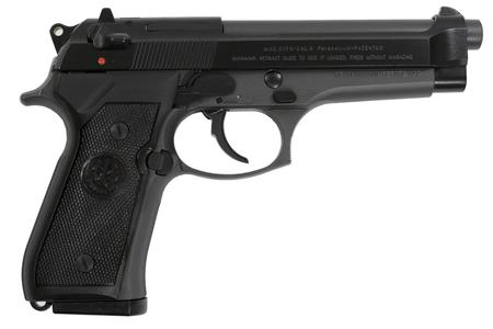 BERETTA 92FS 9MM DA/SA PISTOL WITH SNIPER GRAY FRAME