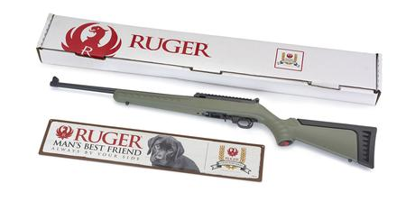RUGER 10/22 22LR MANS BEST FRIEND