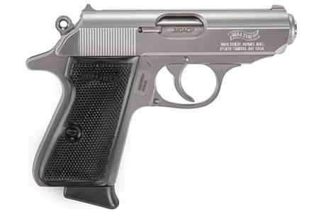 WALTHER PPK/S 380 ACP STS STEEL