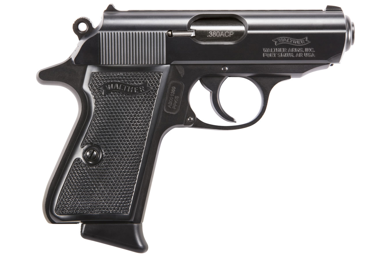 PPK/S 380 ACP BLACK CARRY CONCEAL PISTOL