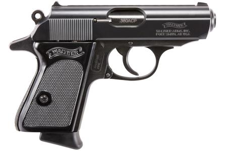 WALTHER PPK 380 ACP BLUE FINISH
