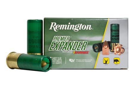 Remington 12 Gauge 2 3/4 in Premier Expander Slug 5/Box