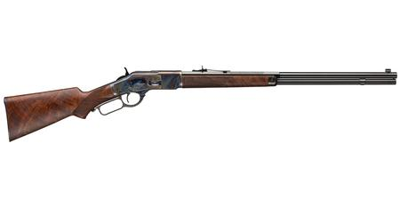 WINCHESTER FIREARMS MODEL 1873 DELUXE SPORTING 45 COLT LEVER-ACTION RIFLE