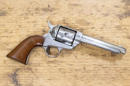 COLT SINGLE ACTION ARMY 45 COLT USED REVOLVER