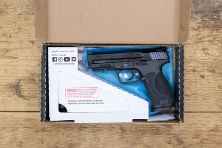 SMITH AND WESSON MP9 M2.0 FULL-SIZE 9MM POLICE TRADE-IN PISTOLS W/ 3 MAGS (NEW IN BOX)