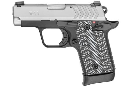 SPRINGFIELD 911 380 ACP STAINLESS GEAR UP PACKAGE