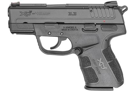 SPRINGFIELD XD-E 45 ACP DA/SA GEAR UP PACKAGE