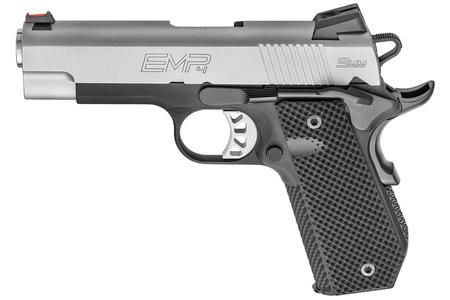 SPRINGFIELD 1911 EMP 9MM LIGHTWEIGHT CHAMPION GEAR UP PACKAGE