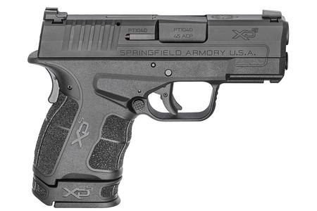 XDS MOD.2 45 ACP W/ NIGHT SIGHTS (GEAR UP PACKAGE)