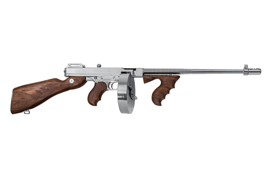 ac0700a2d4e80b Auto Ordnance Thompson 1927-A1 Deluxe Carbine 45 Cal with Hard ...