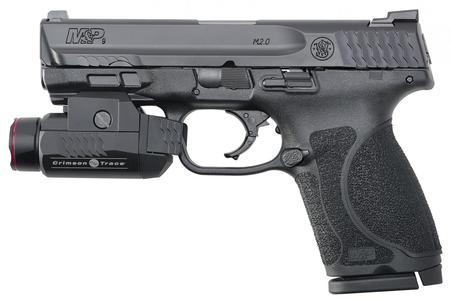 SMITH AND WESSON MP9 COMPACT M2.0 CT LIGHT NO THUMB SAFETY