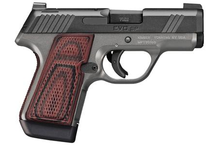 Kimber Evo SP CDP 9mm Striker-Fired Pistol with Night Sights