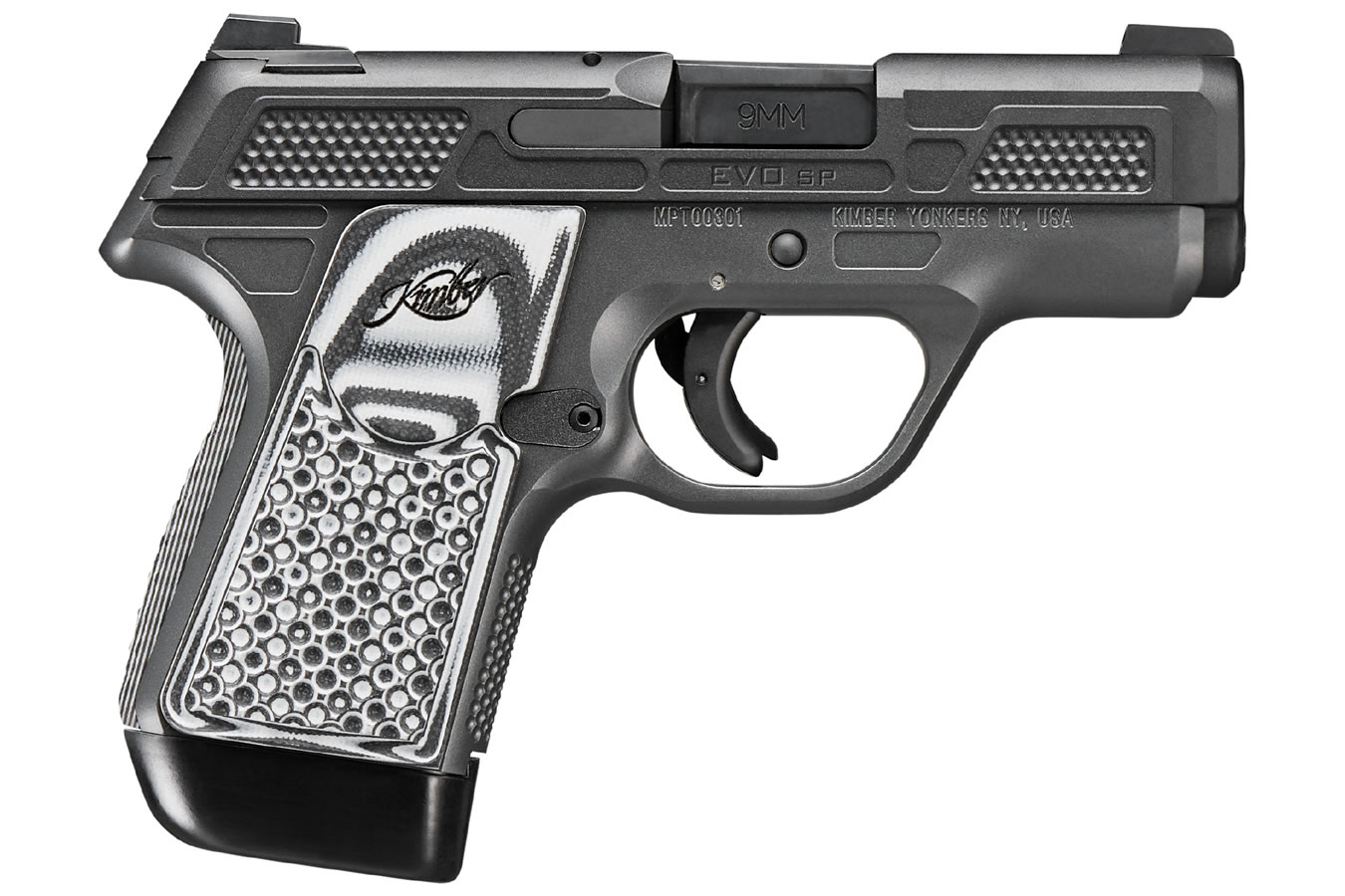 Evo SP Custom Shop 9mm Striker-Fired Pistol with Night Sights