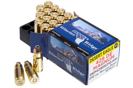 MAGNUM RESEARCH .429 DE Magnum 210 gr Jacketed Hollow Point 20/Box