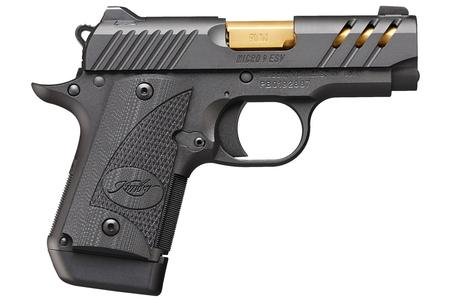 KIMBER MICRO 9 ESV BLACK 9MM CARRY CONCEAL PISTOL