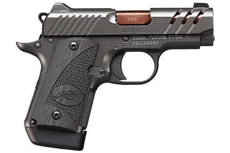 KIMBER MICRO 9 ESV GRAY 9MM CARRY CONCEAL PISTOL