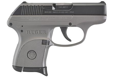 RUGER LCP 380 ACP Carry Conceal Pistol with Destroyer Gray Frame