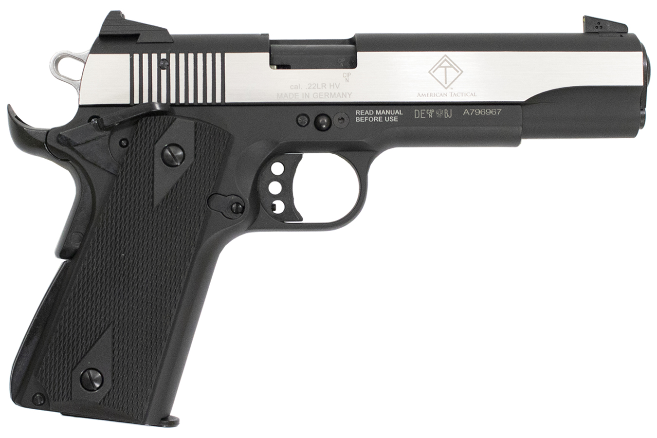 No. 20 Best Selling: GSG GSG M1911 22LR RIMFIRE PISTOL WITH 5-INCH BARREL
