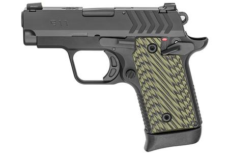 SPRINGFIELD 911 380 ACP BLACK GEAR UP PACKAGE