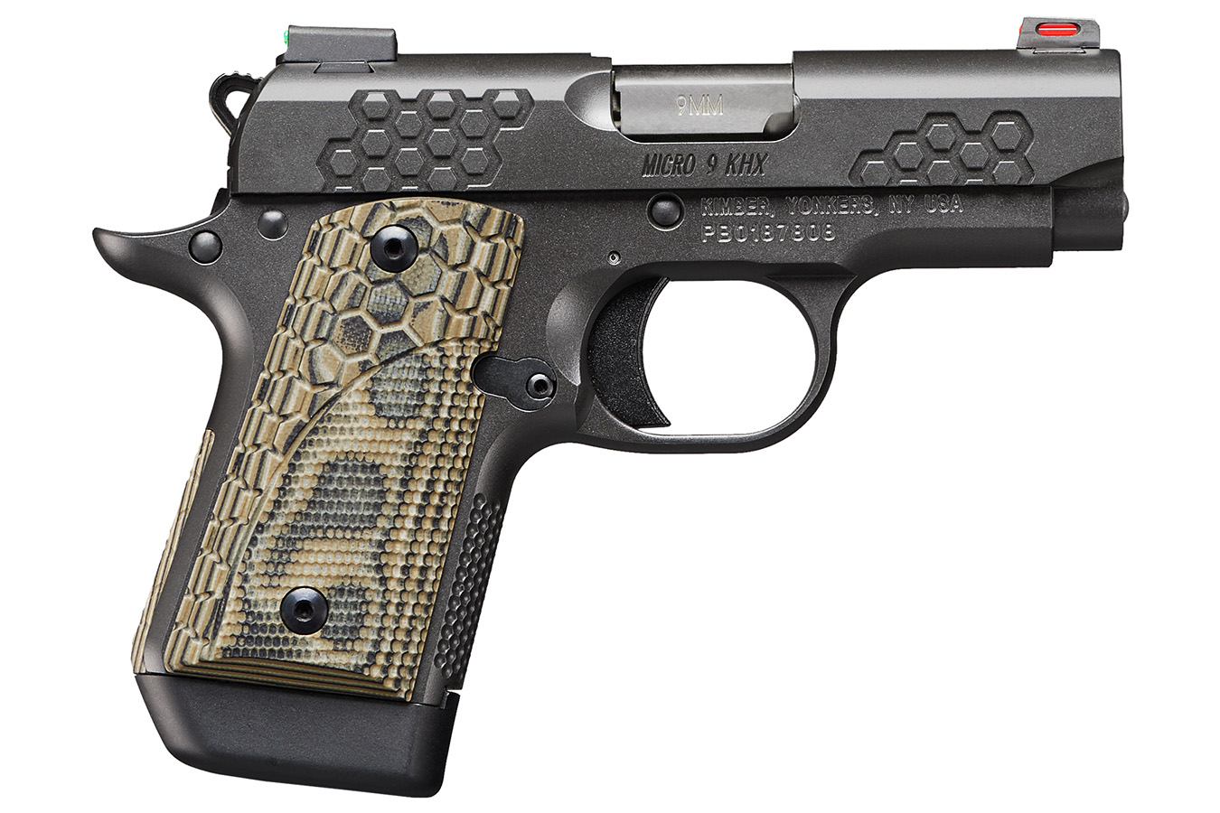 MICRO 9 KHX 9MM CARRY CONCEAL PISTOL