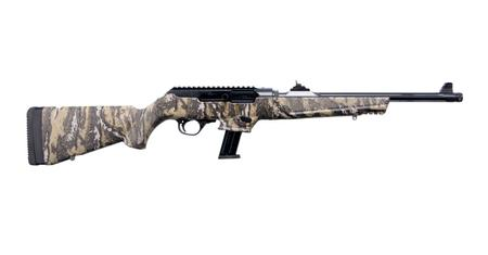 RUGER PC CARBINE 9MM WITH DISSOLVE CAMO DIP STOCK