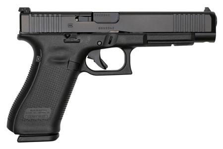 GLOCK 34 GEN5 MOS 9MM 17-ROUND FRONT SERRATIONS