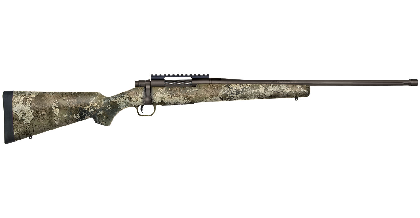 No. 2 Best Selling: MOSSBERG PATRIOT PREDATOR 6.5 CREEDMOOR BOLT-ACTION RIFLE W/ STRATA CAMO SYNTHETIC STOCK