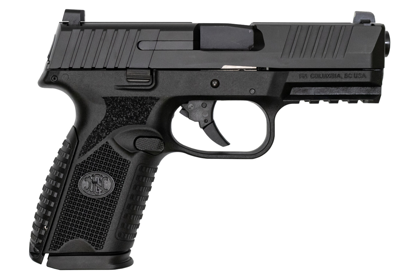 FN 509M  MID-SIZE 9MM BLACK