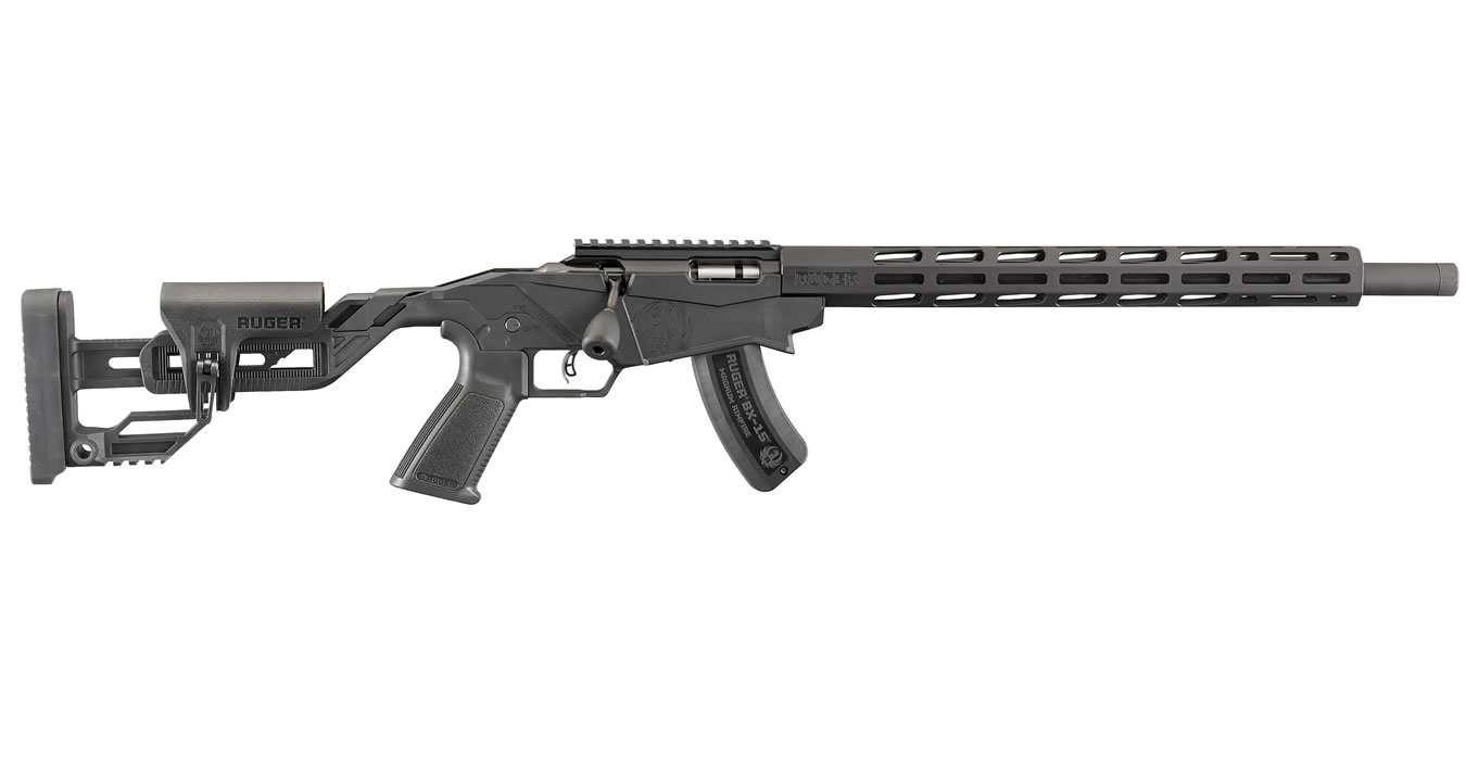 PRECISION RIMFIRE 17 HMR BOLT-ACTION RIFLE