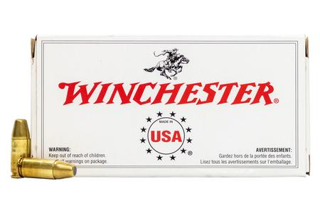 Winchester 9mm 147 gr BEB Police Trade-In Ammo 50/Box