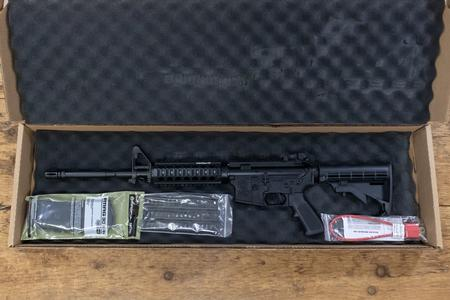 SMITH AND WESSON MP-15 5.56NATO (NEW IN BOX) USED