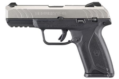 Ruger Security-9 9mm Pistol with Silver Cerakote Slide