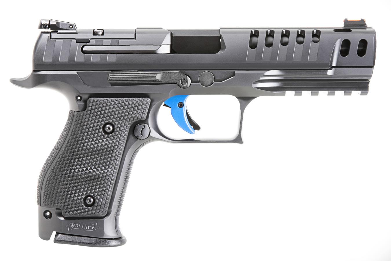 walther q5 match steel frame standard 9mm pistol sportsman s