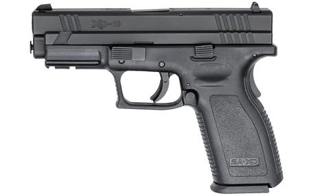 Springfield Armory XD Defender Service Model 9mm 4in 16rd Black Polymer Grip/Frame Black Melonite Slide XDD9101HC