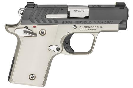 Springfield 911  380 ACP Platinum/Graphite Carry Conceal Pistol