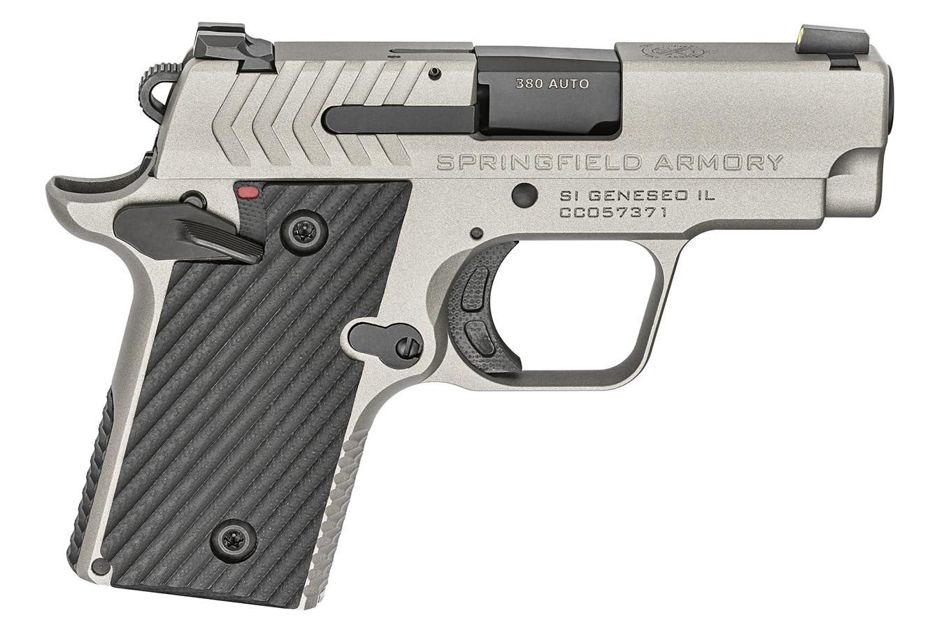 911  380 ACP Carry Conceal Pistol with Titanium Cerakote Finish