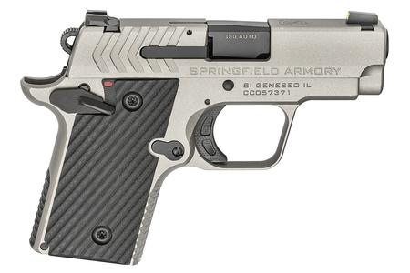 Springfield 911  380 ACP Carry Conceal Pistol with Titanium Cerakote Finish