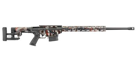 RUGER PRECISION RIFLE 6.5 CREEDMOOR AMERICAN FLAG