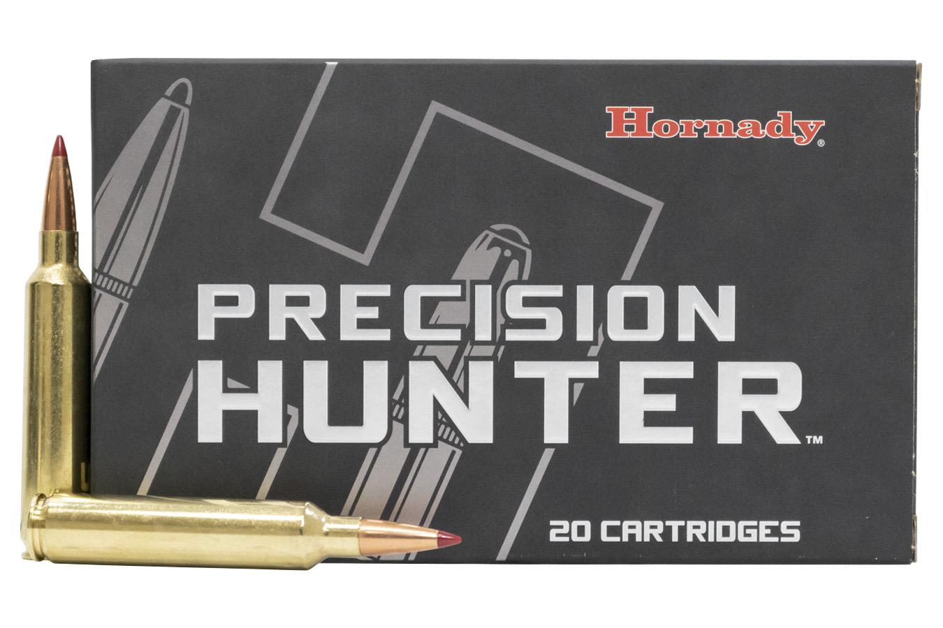 28 Nosler 162 gr ELD-X Precision Hunter 20/Box