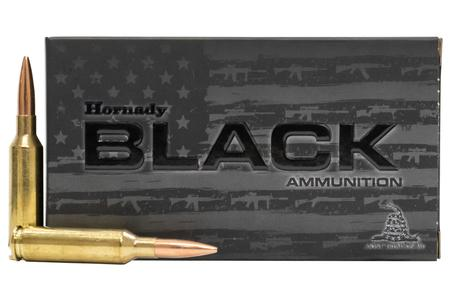 HORNADY 6mm Creedmoor 105 gr BTHP BLACK 20/Box