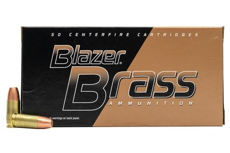 CCI AMMUNITION 9mm Luger 147 gr FMJ Blazer 50/Box