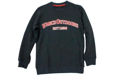 94dc9dfe Vance Outdoors Apparel 2018 Crew Neck Sweatshirt