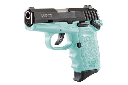 SCCY CPX-1 9MM BLUE/BLACK PISTOL