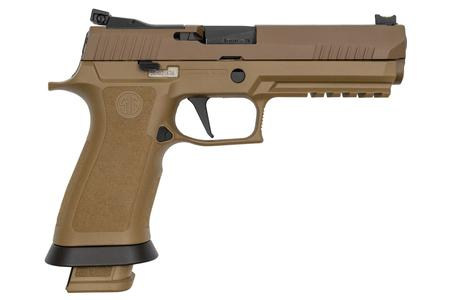SIG SAUER P320 X-FIVE COYOTE 9MM STRIKER-FIRED PISTOL