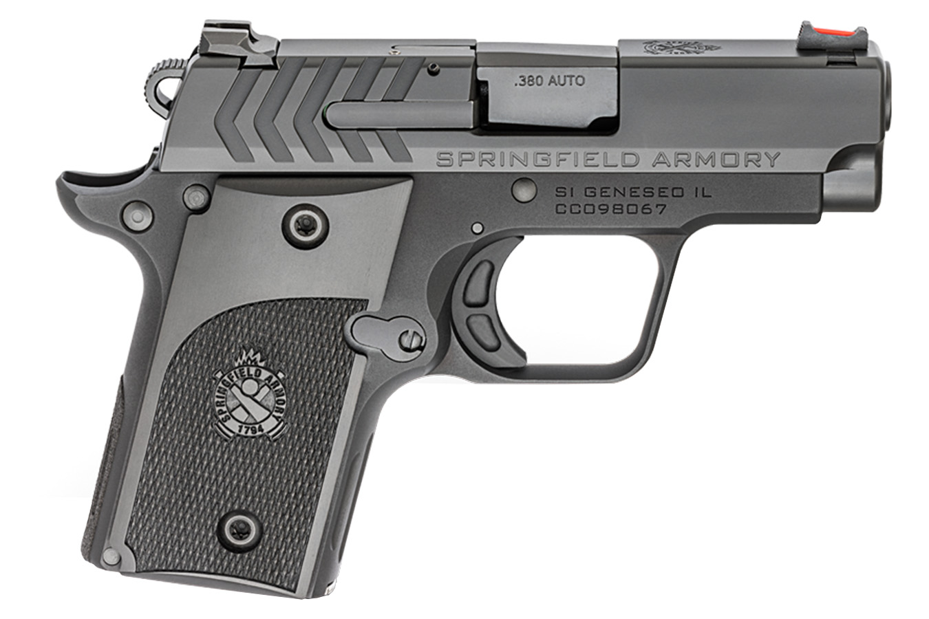 No. 17 Best Selling: SPRINGFIELD 911 ALPHA 380 ACP BLACK NITRIDE