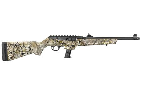 RUGER PC CARBINE 9MM WITH BADLANDS CAMO STOCK