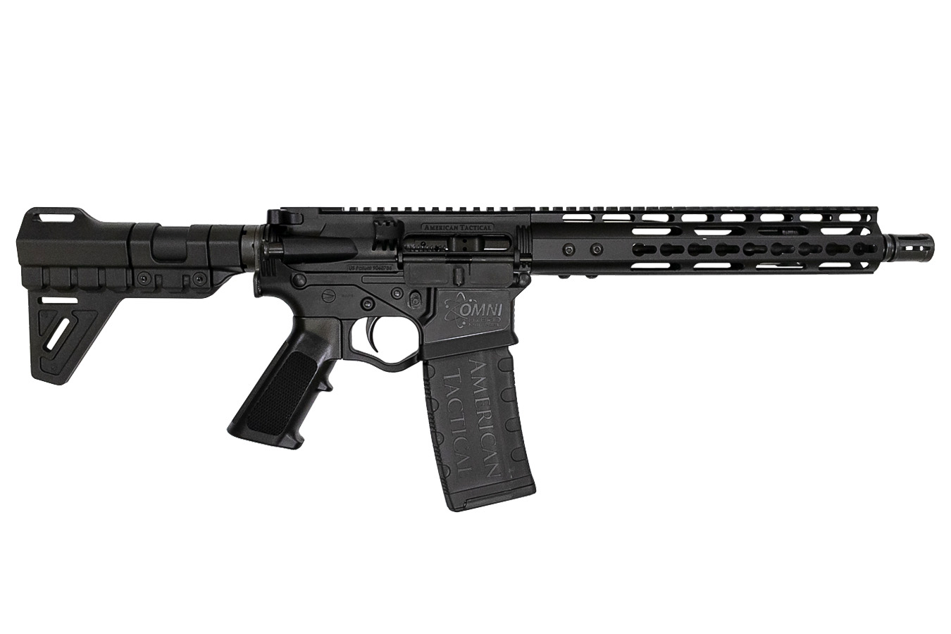No. 3 Best Selling: ATI OMNI HYBRID MAXX 5.56MM AR PISTOL