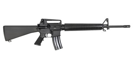 WINDHAM WEAPONRY WW-15 Government 5.56mm M4A4 Rifle with Detachable Carry Handle and 20-in Barrel