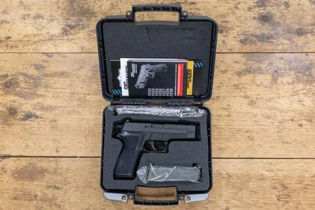 SIG SAUER P226 40SW POLICE TRADE-INS NEW IN BOX