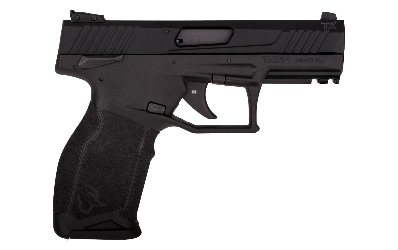TX22 22LR BLACK RIMFIRE PISTOL